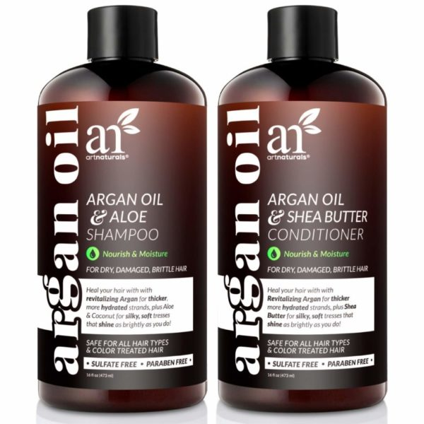 ArtNaturals Argan-Oil Volume Enhancing Shampoo