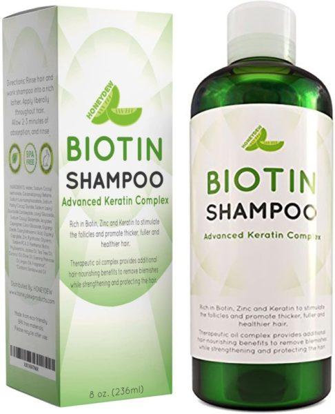 Honeydew Biotin Shampoo